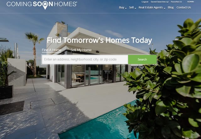 Home Page   Coming Soon Homes